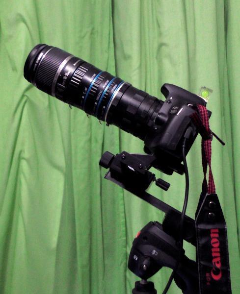 2 tubi estensori fotografia macro low cost