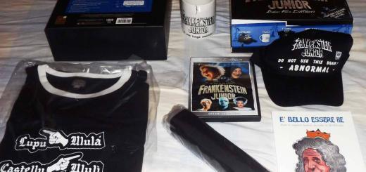 Frankenstein-Junior-collezione-gadget