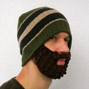 oggetti assurdi - berretto barba
