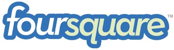 foursquare logo feed rss social media marketing social networks 4sq