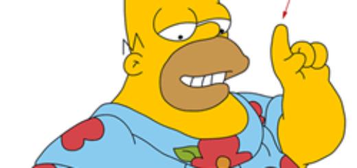 homer simpson obeso invalido dita grasse computer affari ebay