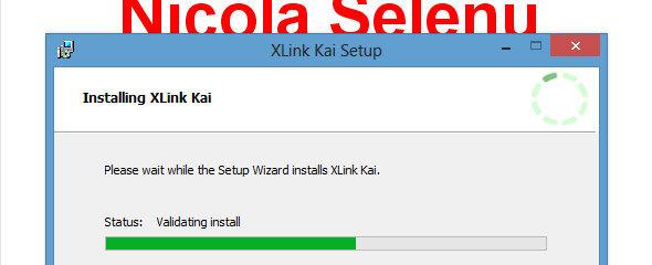 installare configurare xlink kai giocare online console