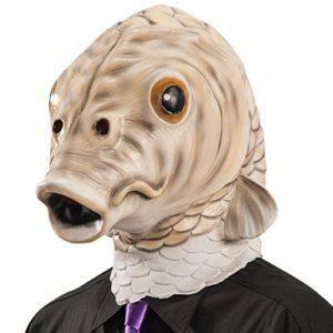 oggetti assurdi - maschera pesce