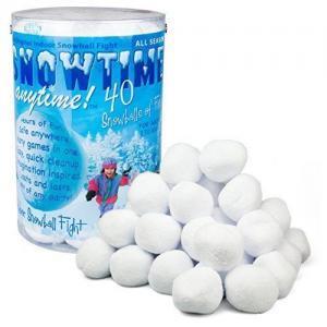 oggetti assurdi - palle di neve