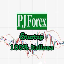 PJForex, il Trading Journal per Forex è una Startup tutta Italiana