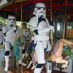Stormtrooper al luna park