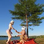 Stormtrooper innamorati fanno picnic