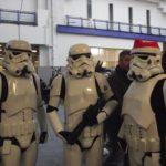 Vari stormtrooper a Natale