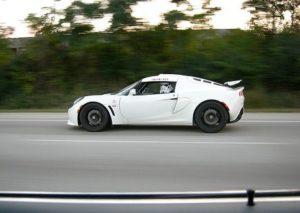 Stormtrooper guida l'auto