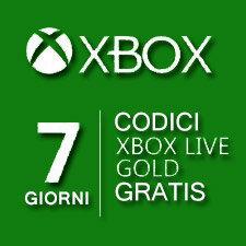 Codici Xbox 360 Live GOLD gratis – NUOVO METODO testato e funzionante