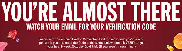 xbox live gold codes generator