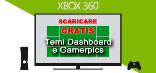 xbox marketplace temi dashboard gratis gamerpic gamerpics